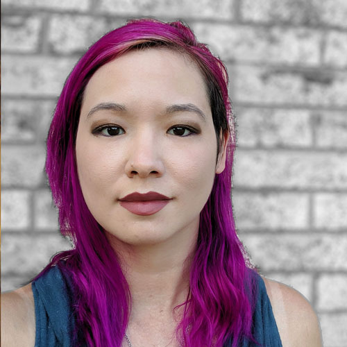 Jenna Inouye, writer, the Michael Levin Writing company